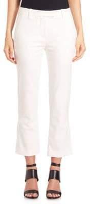 3.1 Phillip Lim Slimming Crop Flare Pants