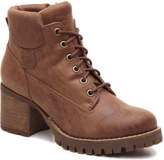 Crown Vintage Calista Combat Boot - Women's