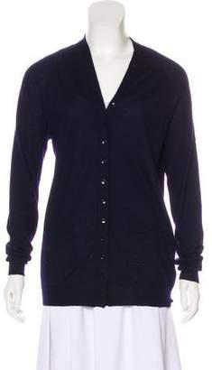 Tibi Cashmere Knit Cardigan