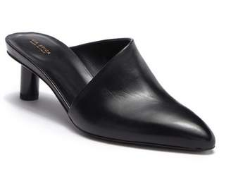 Via Spiga Freya Asymmetrical Leather Mule