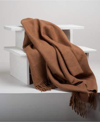 "Berkshire Alpaca Wool 50"" x 60"" Luxury Throw"
