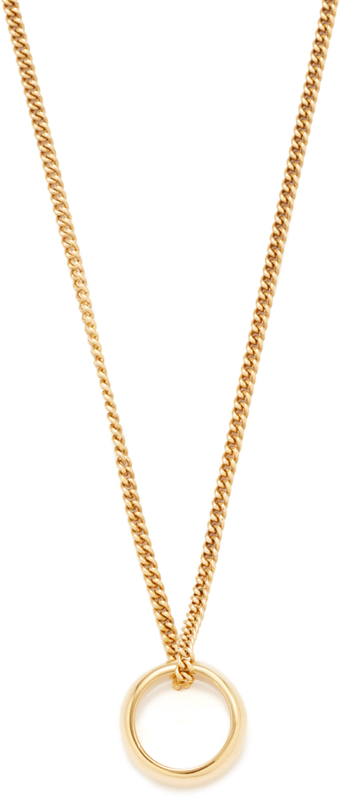 A.P.C. Collier Phoebe Necklace