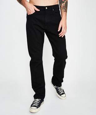 Calvin Klein Ckj 035: Straight (West Cut) Forever Black