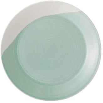 Royal Doulton 1815 Green Dinner Plate