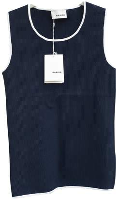 Rodier Navy Top for Women