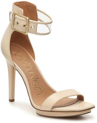 Calvin Klein Vable Platform Sandal - Women's