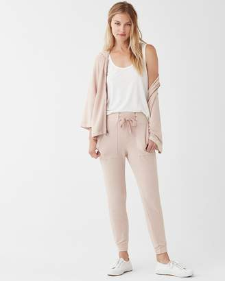Splendid Dream Slub Lace Up Jogger