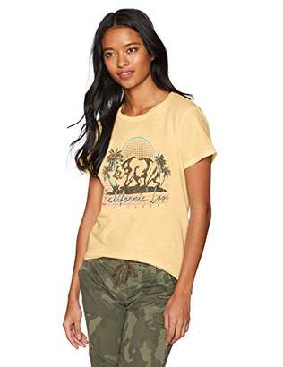 Billabong Junior's Retro Cali Bear Tee