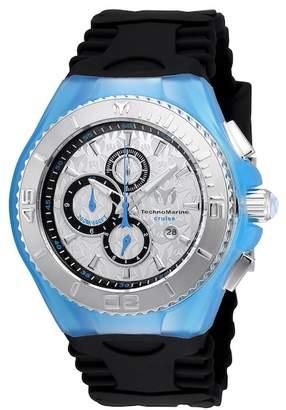 Technomarine Men's Cruise Jellyfish Chronograph Sport Watch, 46mm