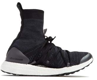 adidas by Stella McCartney Ultra Boost X high-top sock trainers