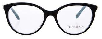 Tiffany & Co. Cat-Eye Embellished Eyeglasses