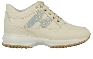Hogan Sneakers Shoes Women