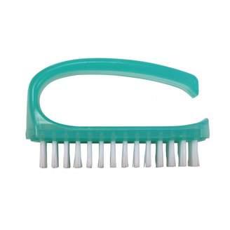 Manicare Brush Nail Plastic 1 ea