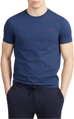Polo Ralph Lauren Custom Slim-Fit Cotton Jersey Tee