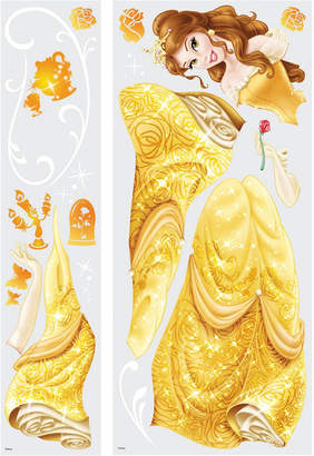 York Wall Coverings York Wallcoverings Disney Princess - Belle Peel and Stick Giant Wall Decals
