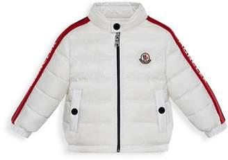 Moncler Unisex Side-Stripe Jacket - Baby