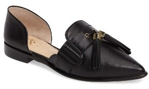 Women's Vince Camuto Hollina D'Orsay Flat $118.95 thestylecure.com