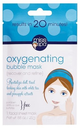 Miss Spa® Recover and Refine Oxygenating Bubble Mask - 0.88 oz $3.99 thestylecure.com