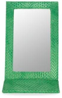 Stephanie Johnson Havana Green Folding Mirror