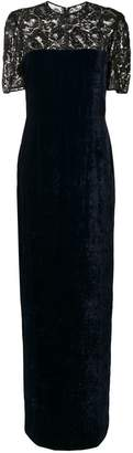 Stella McCartney lace top gown