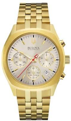 Bulova Men's Surveyor Bracelet Watch, 41mm