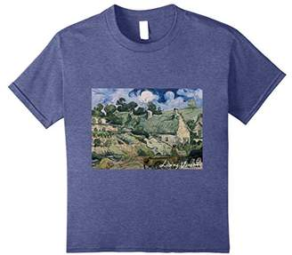 Thatched Cottages in Jorgus t-shirt