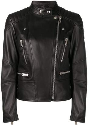 Belstaff Sydney leather jacket