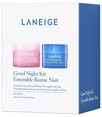 Laneige Good Night Kit Trial Size $5 thestylecure.com