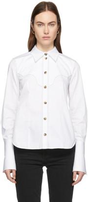 Dena Khaite White Shirt