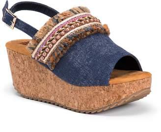 Muk Luks Marion Women's Wedge Sandals