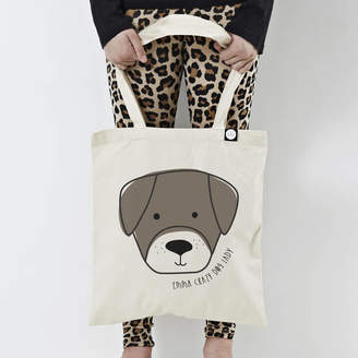 A Piece Of Personalised  Dog  Bag 07f9677fb6c78