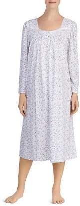 Eileen West Long-Sleeve Ballet Nightgown