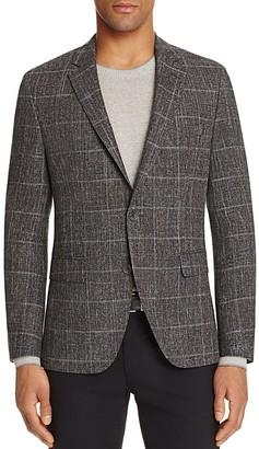 BOSS Hugo Boss Multi Tweed Slim Fit Sport Coat $595 thestylecure.com