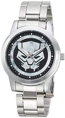 Marvel Men's Extreme' Quartz Metal and Stainless Steel Casual Watch