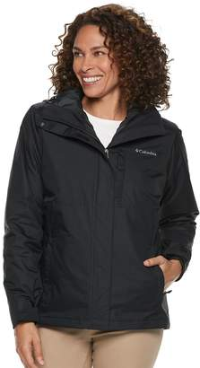 Columbia Women's Ramona Falls Hooded 3-in-1 Jacket