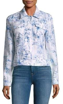 Tommy Bahama Tulum Tropical Linen Jacket