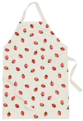 Kate Spade Strawberry Print Apron