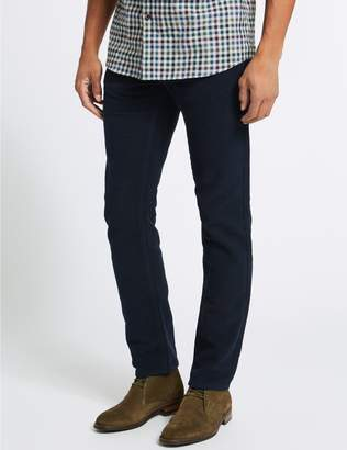 Marks and Spencer Italian Moleskin Slim Fit 5 Pocket Trousers