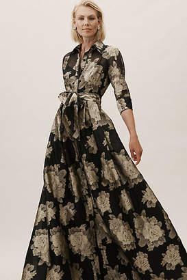 Anthropologie Gerda Wedding Guest Dress