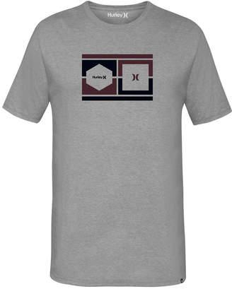 Hurley Men's Sights Graphic-Print T-Shirt