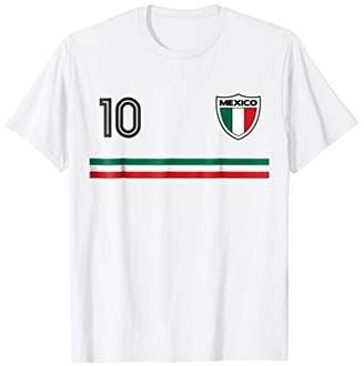 2018 Mexico Classic Soccer Team World Jersey Cup T Shirt