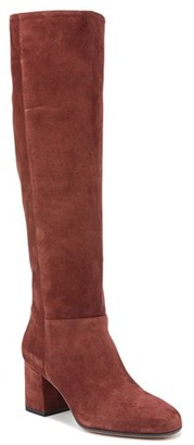 Women's Via Spiga Mellie Knee High Boot $395 thestylecure.com