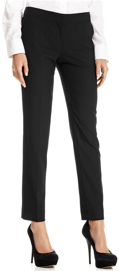 Vince Camuto Skinny-Leg Ankle Pants