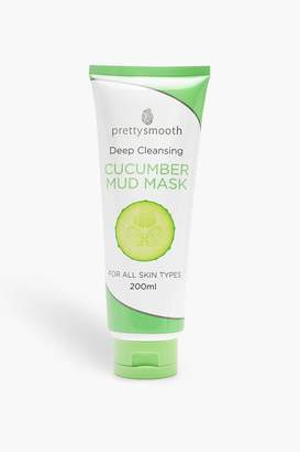 boohoo Pretty Smooth Cucumber Mud Face Mask