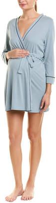 Cosabella Maternity Amore Robe 2Pc Pajama Set