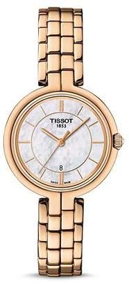 Tissot Flamingo Watch, 26mm