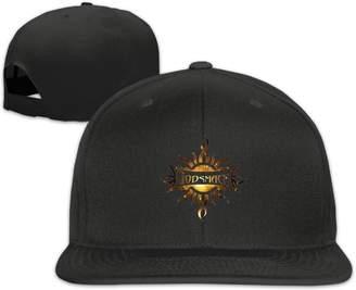Coleman Carol W. Personalized Godsmack Logo Fashion Unisex Baseball Cap Adjustable