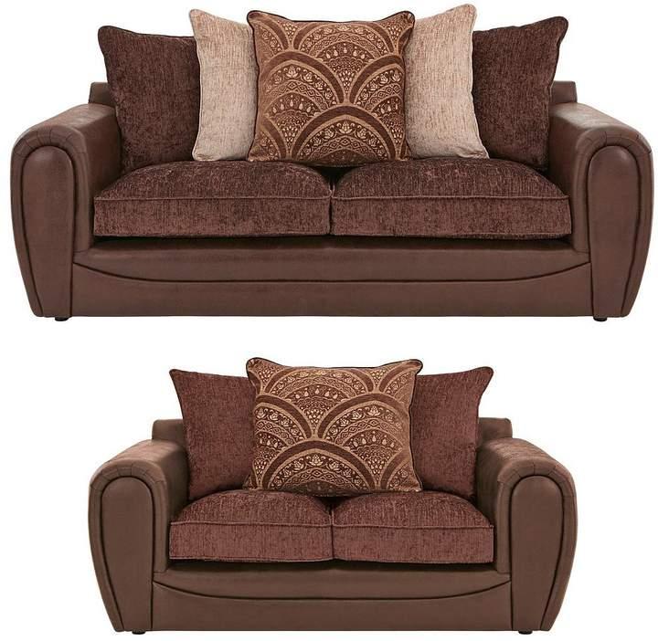 Gatsby 3 Seater + 2 Seater Sofa Set