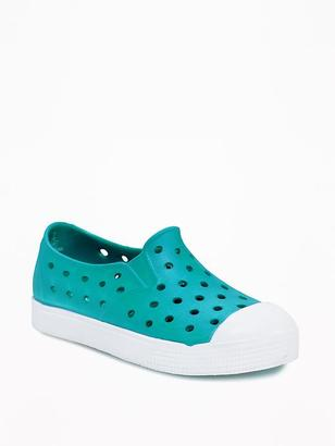 Perforated Slip-Ons for Toddler Boys $14.94 thestylecure.com