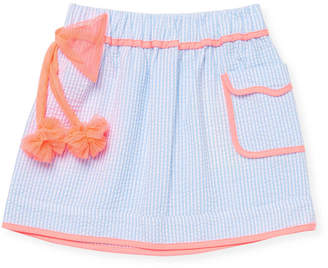 Billieblush Stripe Skirt